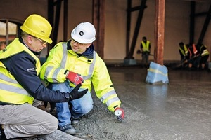 """<div class=""""bildtext_en"""">Low temperatures present a real challenge to construction in winter, in particular to concrete manufacturers</div>"""