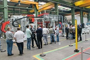 The in-house exhibition of the Top-Werk Group held in Burbach saw a large number of visitors