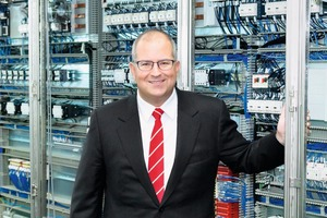 Dr.-Ing. Ralf Lüning is the new Managing Director of Unitechnik Systems GmbH