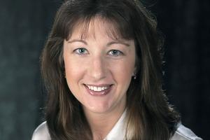 """<div class=""""bildtext"""">Kimberly Wacker, die neue Vizepräsidentin Marketing und Kommunikation</div>"""