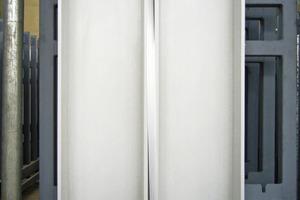 """<div class=""""bildunterschrift_en"""">The HPC façade panels were made with white cement and fiberglass </div>"""