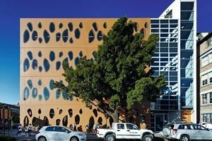 """<div class=""""bildtext"""">Jedes einzelne Geschoss des Gebäudes besteht aus nur vier verschiedenen Betonfertigteilen </div>"""