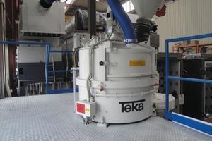Turbinenmischer F-2-V für 1.500l Füllmenge