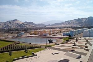 Hoher Lebensstandard zu erschwinglichen Preisen für den hohen Wohnraumbedarf in Peru