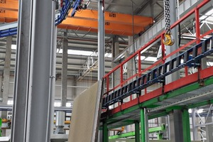 """<div class=""""bildtext_en"""">Station for the transfer of the formliners to the pallet circulation system</div> <div class=""""bildtext_en""""></div> <div class=""""bildtext_en""""></div>"""