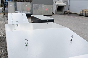 "<div class=""bildtext_en"">Part of a ramp for a skatepark. The company has the surfaces coated as a protection against signs of wear </div>"