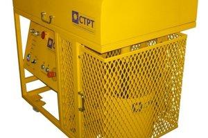 Der CTPT 3 ist einfach und robust gebaut, sodass er sicher und vielfältig einsetzbar ist