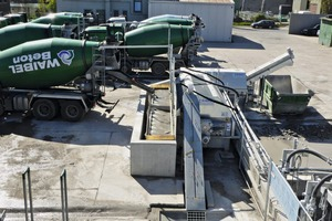 "<div class=""bildtext_en"">Bibko delivered this leftover-­concrete recycling system to ­Waibel Frankfurt GmbH</div>"