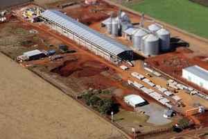"<div class=""bildunterschrift_en"">Aerial photograph of the Rotesma plant at Marialva/PR</div>"