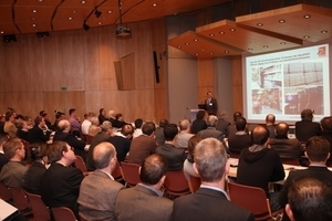 The BetonTage congress is the leading European precast industry event