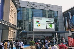 """<div class=""""bildtext_en"""">This year, the largest construction trade show of the Middle East takes place from 21 to 24 November in the World Trade Center Dubai</div>"""