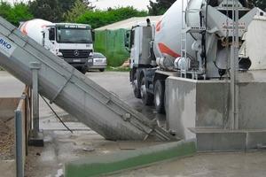 """<span class=""""bildunterschrift_hervorgehoben"""">Abb. 1</span> Das Bibko-System RWS 12 recycelt bis zu 12 m<sup>3</sup> Beton pro Stunde.<br />"""