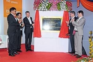 """<div class=""""bildtext_en"""">BASF Inaugurated its largest Chemical Construction site at Nellore, Andhra Pradesh and its fifth in India</div>"""