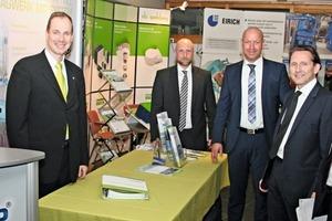 "<div class=""bildtext_en"">Chief Executive Officer of the Peikko Group Topi Paananen introduces the new Peikko Deutschland management team: Christian Gerke, Tobias Alt-haus and Hannu Lehtomäki (from left)</div>"
