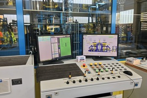 """<div class=""""bildtext_en"""">The block production process takes place<br />on a fully-automated Masa plant</div>"""