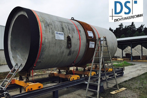 """<div class=""""bildtext_en"""">The pipes needed for the new Hong Kong tunnel were tested in a joint project of the companies Gollwitzer, Haba Beton and DS Dichtungstechnik</div>"""