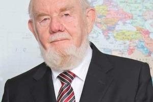 Kurt Avermann, Seniorchef des Unternehmens