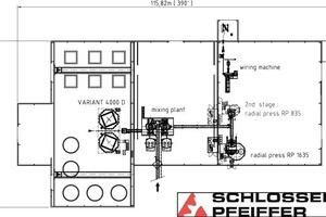 "<span class=""bildunterschrift_hervorgehoben"">Fig. 1</span> General layout of the facility.<br />"