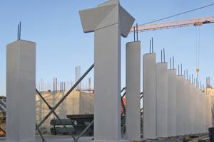"""<div class=""""bildunterschrift_en"""">Ground-floor corner column with match-cast head beam section</div>"""