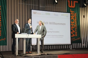 "<div class=""bildtext_en"">(from left to right) Gerhard Knüttel, Sales Manager of Betonwerk Weber, Stefan</div><div class=""bildtext_en"">Schneider, Manager of Betonwerk Weber, and Dirk Denzer, the moderator of the event</div>"