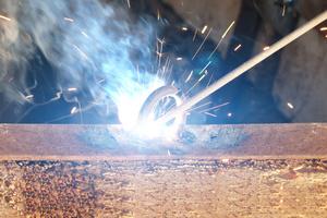 """<div class=""""bildunterschrift_en"""">In general welding of reinforcement-steel of each concrete element is possible</div>"""