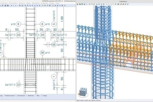 """<div class=""""bildtext_en"""">Adjustment convenience, aside from planning convenience, is crucial– 2D and 3D reinforcement planning from Strakon 2014 offers both</div>"""