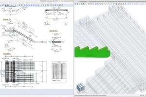 "<div class=""bildtext_en"">When, for example, changes are made to the stair, the 3D reinforcement, all formed edges, reinforcement drawings, steel and bending lists are automatically adjusted</div>"