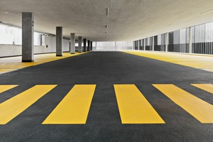 """<div class=""""bildtext_en"""">Sika Deutschland GmbH brings a new coating system for parking structures to the market with Sika One Shot</div>"""