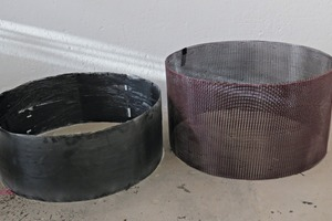 """<div class=""""bildtext_en"""">Production of conventional reinforcement cages made from concrete steel </div>"""