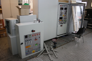 """<div class=""""bildunterschrift_en"""">The control units for the equipment of Euromecc are also assembled in Misterbianco </div>"""