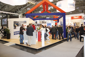Remmers presented a selection of the product portfolio at BAU 2013