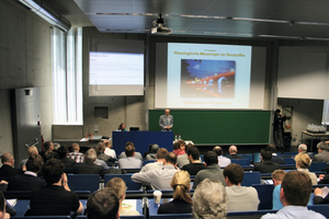"""<div class=""""bildtext_en"""">For exactly 25 years, specialists and interested building materials rheologists from all over the world have been meeting in Regensburg</div>"""