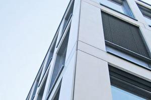 """<div class=""""bildtext"""">Hatte sich UHPC im Bauwesen nur langsam über Nischenanwendungen wie großformatige Fassadenplatten ohne Bewehrung etabliert, wurden mittlerweile neue Märkte erschlossen</div>"""