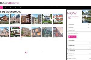 """<div class=""""bildtext"""">Mit dem Online-Konfigurator von """"lekkerEIGENhuis"""" (""""Schönes Eigenheim"""") ist es möglich, sein eigenes Traumhaus mit wenigen Klicks bis ins Detail zu planen und die Kosten zu kalkulieren</div>"""
