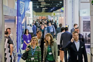 """<div class=""""bildtext_en"""">According to the organizer, 160 exhibitors and about 6,500 visitors attended the previous PreCast Russia edition </div>"""
