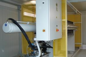 Kammerfilterpresse mit SPS Steuerung