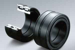 Roller bearings of NSK prove themselves even used in harsh operating environments