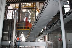 "<span class=""bildunterschrift_hervorgehoben"">Fig. 3</span> Planetary concrete mixers operating in the Posiadało manufacturing plant.<br />"