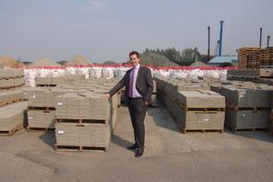 J.C.P. Molenaar leitet das Unternehmen