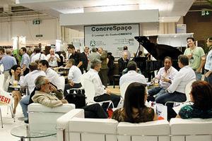 """<div class=""""Events Termintext Deutsch"""">Die Messe Concrete Show gibt einen hervorragenden Überblick über die brasilianische Betonindustrie. Sie bildet 20 Bereiche des BetonProduktionsprozesses ab.<br />↗ www.concreteshow.com.br</div>"""