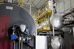 """<div class=""""bildtext_en"""">16-tons steam boiler, de-aerator and feedwater treatment plant of Eralp</div>"""