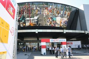 """Seit dem Start im Jahr 2000 hat sich die CTT schnell zur wichtigsten Messe für Baumaschinen und -technik für Russland und die GUS entwickelt <a href=""""http://www.ctt-moscow.com"""" target=""""_blank"""">www.ctt-moscow.com</a>"""