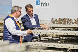 "<div class=""bildtext_en"">Through the use of Master X-Seed, German precast manufacturer FDU Betonwerke was able to achieve a 50 percent reduction in concrete hardening time</div>"