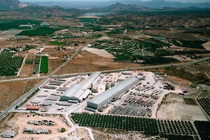 Fig. 2 View of the Bortubo plant at Murcia.