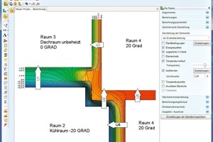 """<div class=""""bildtext_en"""">Thermal bridge software is of great help, particularly when it comes to complex spatial relationships and boundary conditions </div>"""