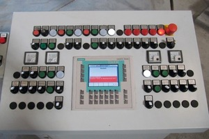 Fig. 9 The Variant control  panel.