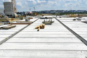 "<div class=""bildtext_en"">Elbe delivered prestressed concrete floor slabs for 71 dwelling units at the Riedberg project in Frankfurt am Main, Germany</div>"