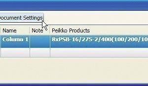 """<span class=""""bildunterschrift_hervorgehoben"""">Fig. 5</span> Document settings button.<br />"""