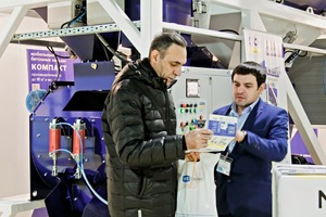 """<div class=""""bildtext_en"""">Exhibitors and visitors greatly appreciate the high-profile contacts enabled at Russia's largest precast trade show and conference </div>"""