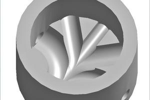 """<div class=""""bildtext"""">Eine schnelle Möglichkeit, auch sehr komplexe 3D-Objekte zu erstellen, bietet die neue Strakon-Funktion """"Sweep""""</div>"""